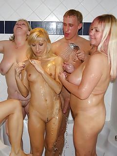 Mature Bathroom Pics